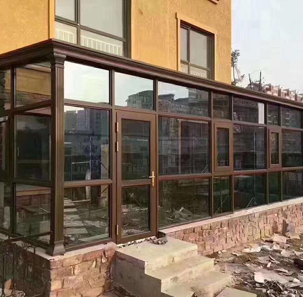 大连断桥铝门窗厂