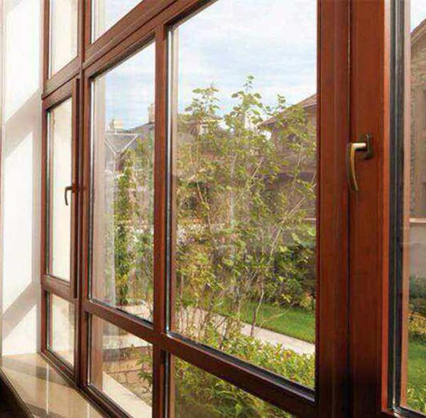 大连铝包木门窗