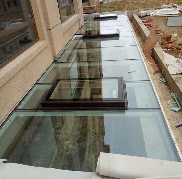 大连玻璃天窗