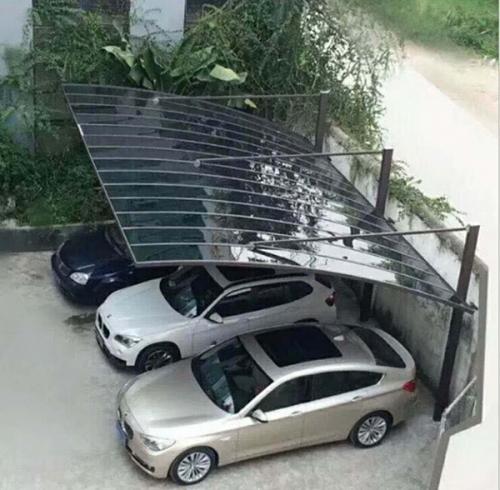 大连停车棚